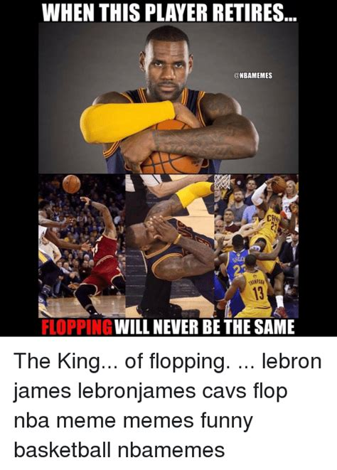 Lebron Flop Meme - funny meme funny memes of 2017 on sizzle bitch