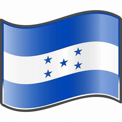 Flag Svg Honduras Honduran El Salvador Nuvola