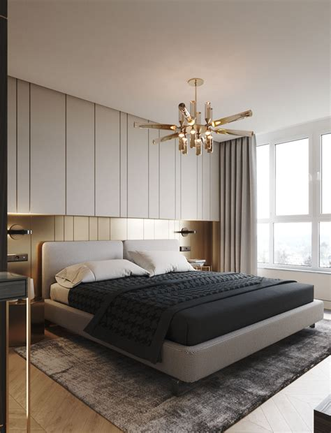 perfect modern classic bedroom
