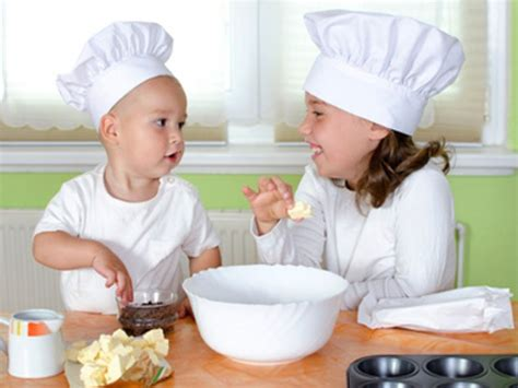 kochen mit kindern mamiwebde