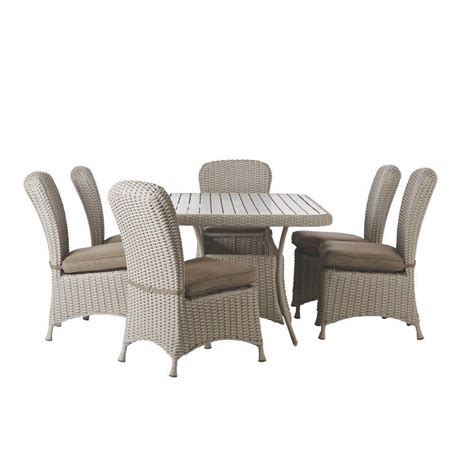 31326 martha stewart furniture wonderful hton bay posada 7 patio dining set with gray