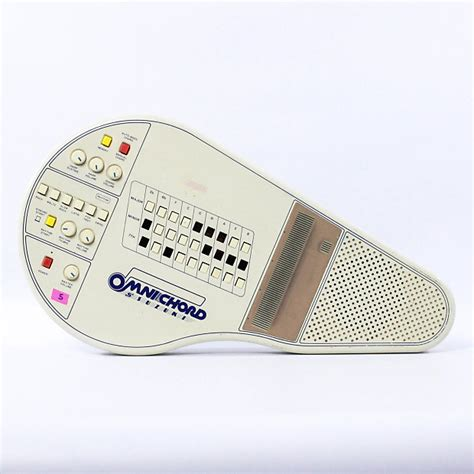 Suzuki Omnichord Om 27 by Suzuki Omnichord Om 27 Non Functional Repair As Is Reverb