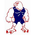 Falcon Mascot Clipart Fitch Basketball Camp Austintown