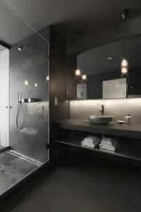 and black bathroom ideas back in black with 10 bathroom design ideas