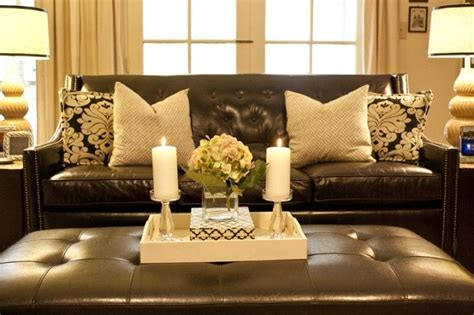 brown couch  pinterest brown leather sofas brown