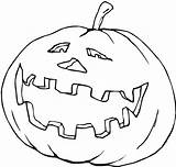 Pumpkin Coloring Pages Pumpkins Halloween Cool Carving Laughing Head Printable Colors Flower Icolor Waiting sketch template