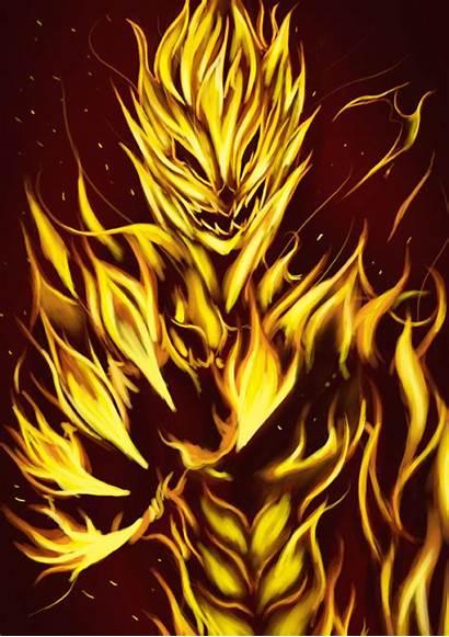 Fire Elemental Deviantart Travers Jake Character