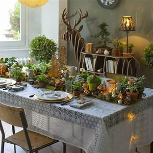 Table De Nol Faites Le Plein D39inspirations Marie Claire