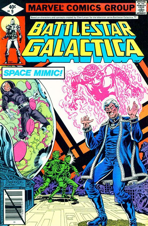STARLOGGED - GEEK MEDIA AGAIN: 1978: BATTLESTAR GALACTICA ...