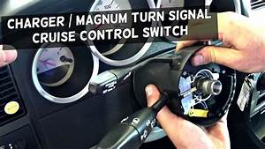 Dodge Charger Turn Signal Switch Replacement Removal Dodge