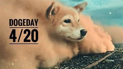 💎🚀🌑 4/20 LIVE   DOGE DAY TODAY! DOGECOIN 🚀💎 - YouTube