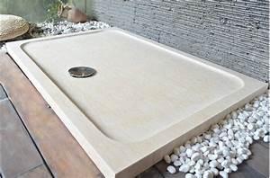 Receveur A Carreler 140x90 : spacium sunny receveur de douche en marbre d 39 gypte ~ Dailycaller-alerts.com Idées de Décoration