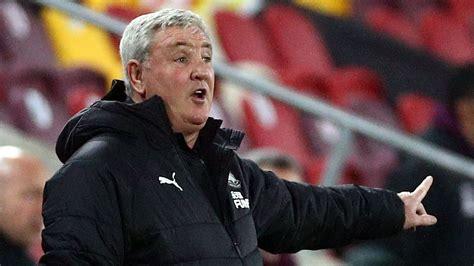 Brentford 1-0 Newcastle: Steve Bruce admits criticism is ...