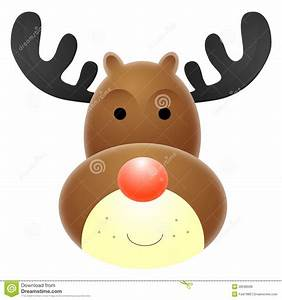 Rudolph The Red Nosed Reindeer Clip Art – free – 101 Clip Art