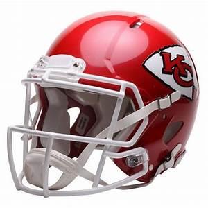 Kansas City Chiefs Helmets - Chiefs Football He ...