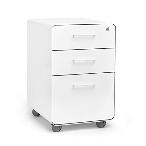 poppin file cabinet canada poppin stow rolling 3 drawer file cabinet zonhunt