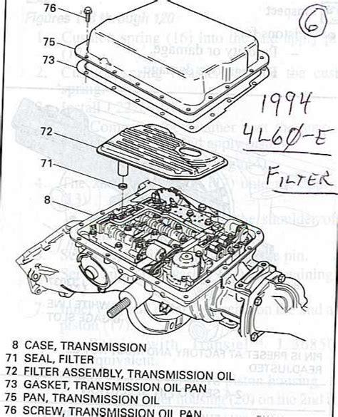 2000 Chevy Tahoe Transmission Diagram by 4l60 E 4l65 E Transmission Diagram Truck Forum Auto