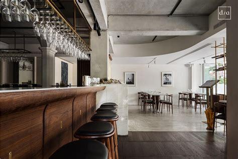 Oyster Bar Outstanding Interior Decor by Design Anthology Magazine Asia S New Quarterly Magazine