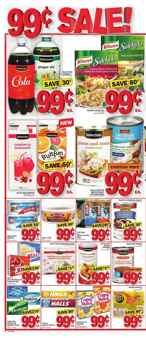 basics of cuisine food basics flyer february 18 to 24