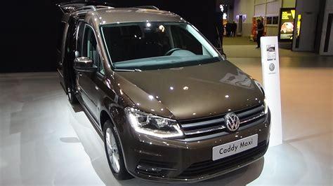 caddy interieur 2017 volkswagen caddy maxi exterior and interior auto
