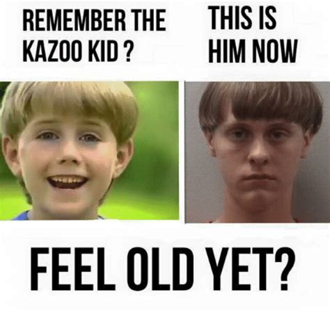 Kazoo Kid Memes - remember the this is kazoo kid him now feel old yet kids meme on sizzle