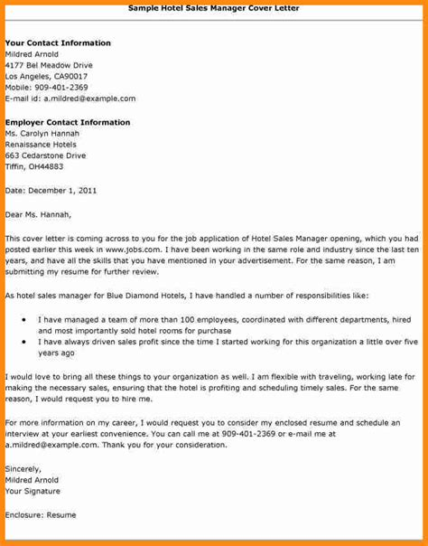 5 hotel application letter musicre sumed