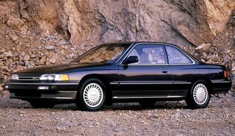 Acura Classic by Curbside Classic 1988 Acura Legend Coupe Precision
