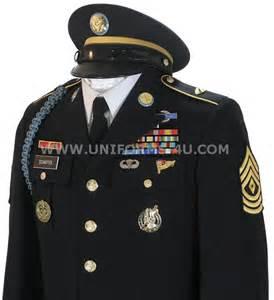 U.S. Army Dress Blue Uniform