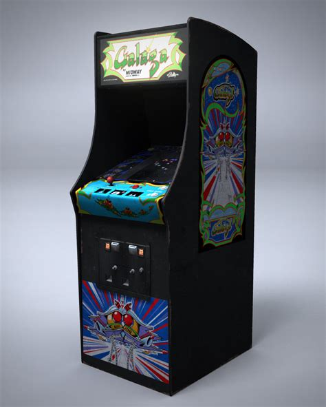 Galaga Arcade Machine by Galaga Arcade Machine