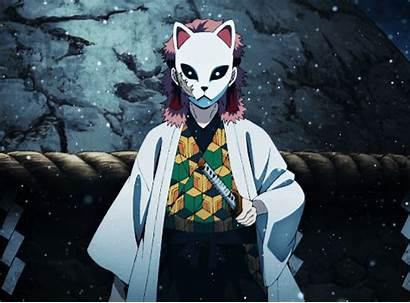 Slayer Demon Kimetsu Yaiba Sabito Gifs Giyuu