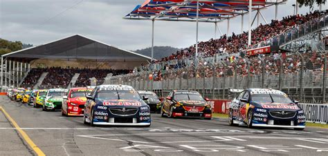 australia supercars confirms  season start date