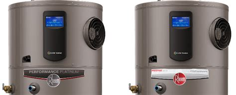 Hybrid Water Heater Diagram by Replaced My Failed Gas Water Heater With A Much More