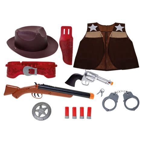 accessoir balancoire coffret accessoires cowboy invincible heroes king jouet