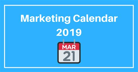 Dominate Online With Our Marketing Calendar