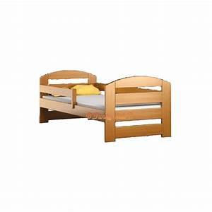 Lit Enfant Bois : lit enfant en bois de pin massif kam3 160 x 70 cm lits 160x70 cm ~ Teatrodelosmanantiales.com Idées de Décoration