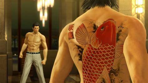 tattoos  yakuza kotaku uk