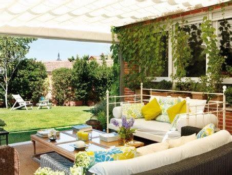 idea decoracion de porches  terrazas ideas