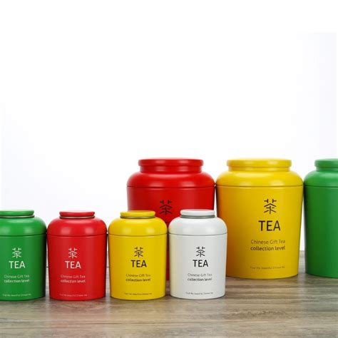 They are containers that typically hold between 1 and 1.5 pounds (453.6 and 680.4 grams) of coffee, and they retail for between $15 and $45 per container. 2Size Vintage Tea Caddy Pastoral Candy Tin Iron Storage Boxes Sealed Coffee Powder Cans Tea ...