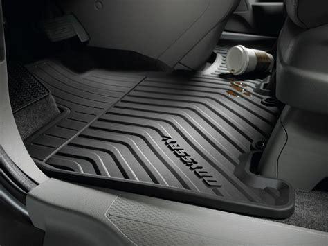 Honda Odyssey All Weather Floor Mats 2015 by 2011 2017 Honda Odyssey All Season Floor Mats 08p13 Tk8 110a