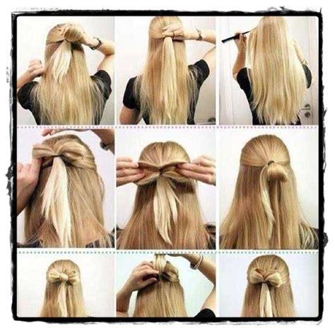 cute simple hairstyles  school beautiful simple