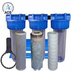 Filtration De L Eau : catgorie traitement de leau du guide et comparateur d 39 achat ~ Premium-room.com Idées de Décoration