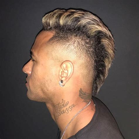 neymar    hairstyle   neymar jr hairstyle