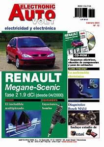 Manual De Taller Renault Megane Scenic Ii Diesel 1 9 Dci
