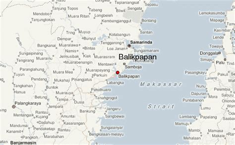 balikpapan location guide