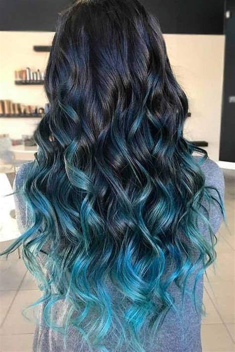 Best 25 Blue Hair Colors Ideas On Pinterest Dark Blue