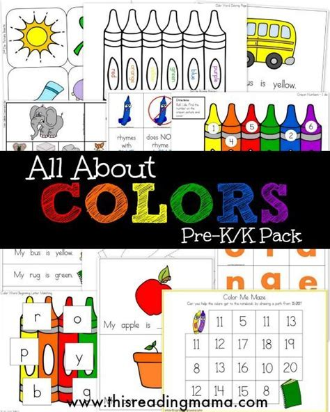 best 25 preschool color theme ideas on 867 | 2bf9b861819b67e4db2f9e8e4312de10 preschool learning colors kindergarten colors