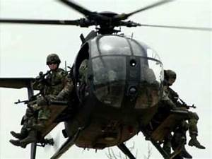 US special forces MH-6 helicopter Night Stalk - YouTube