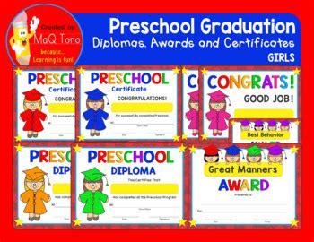 preschool graduation diplomas certificates and 749 | original 3178777 1