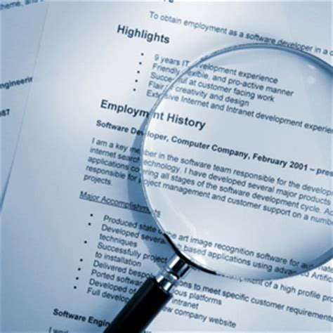 Importance Of Screening Resumes by How To Write A Descriptive Phrase About Yourself