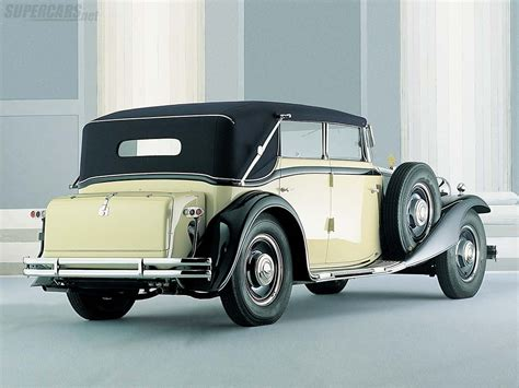 Maybach Car : 1932 Maybach Ds8 Zeppelin